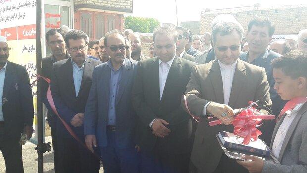 افتتاح چند طرح عمرانی و اقتصادی در شهرستان قوچان