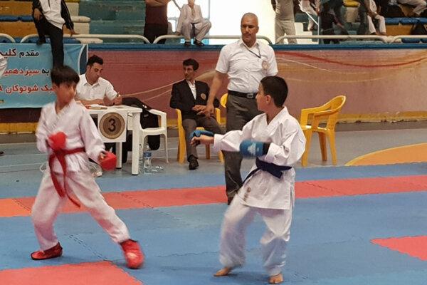 رقابت های قهرمانی کاراته کشور با حضور ۱۰۰۰ ورزشکار برگزار می شود