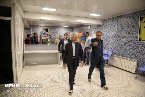 سفر وزیر علوم به زنجان