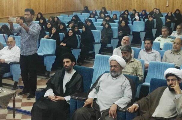 همایش میثاق عاشورائیان بوشهر برگزار شد