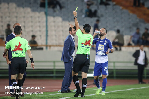 Esteghlal 1-1 Foolad: IPL's 2nd matchday