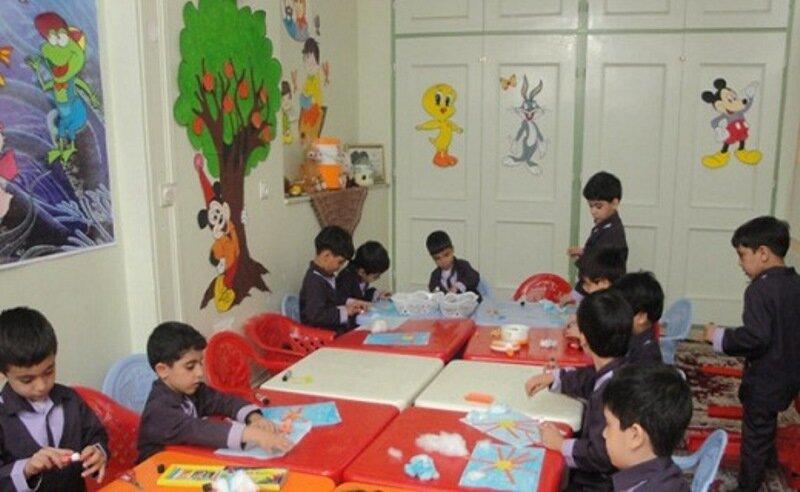 ۹۰ درصد رشد اجتماعی کودکان تا قبل از سن مدرسه شکل می گیرد