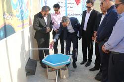 پروژه نوسازی و توسعه شبکه آب روستاهای تنگستان افتتاح شد