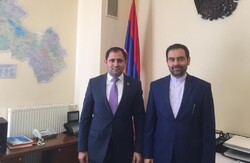 Iran, Armenia discuss energy ties