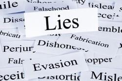 کنفرانس شناخت و دروغ برگزار می شود