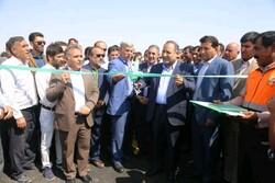 افتتاح و کلنگ زنی۴۱ پروژه عمرانی و اقتصادی در کهگیلویه انجام شد