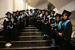 چهارمین آیین دانش آموختگی دانشگاه علوم پزشکی شهید بهشتی