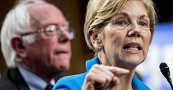 Elizabeth Warren - Bernie Sanders