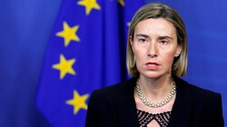 Preserving JCPOA increasingly difficult: Mogherini
