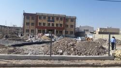 آغاز سال تحصیلی جدید در مدارس نوسازی شده شهرهای سیل زده لرستان