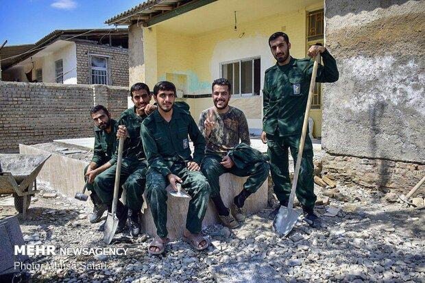حافظان امنیت در لباس جهاد