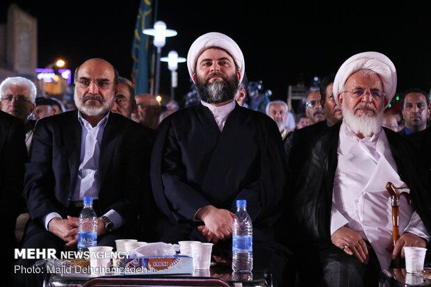 اختتامیه هفدهمین اجلاس بین المللی پیرغلامان حسینی در یزد