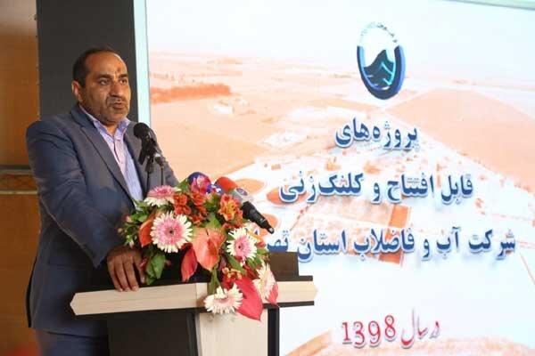 فاز دوم تصفیهخانه هفتم در مهر ماه توسط رئیس جمهور افتتاح می شود
