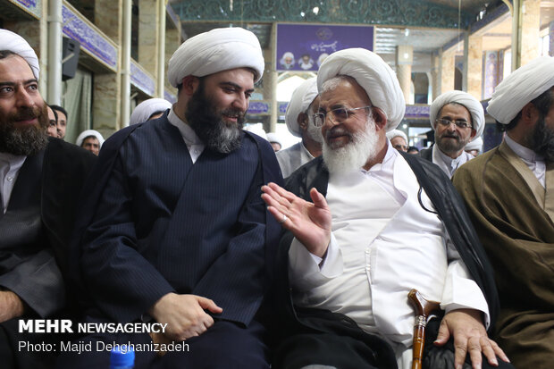 سفر حجت الاسلام محمد قمی رئیس سازمان تبلیغات اسلامی کشور به استان یزد