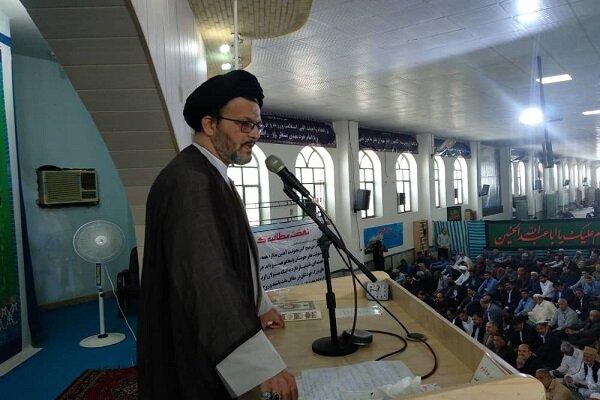 ملت ایران جبهه مقاومت را با اقتدار حمایت می کند