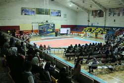 مراسم گرامیداشت روز جهانی ووشو در قم برگزار شد