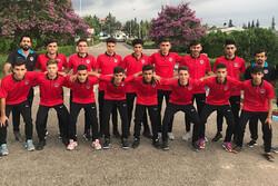 رقابت تیم فوتسال محمد سیما در مرحله نهایی لیگ جوانان