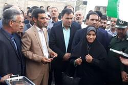 ۲۰ پروژه شاخص عمرانی و خدماتی شهرداری صباشهر افتتاح شد