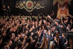 Tahran'da Muharrem ayı etkinlikleri