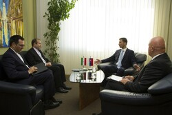 Iran, Slovakia review bilateral ties