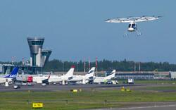تاکسی هوایی با سیستم های مدیریت ترافیک هوایی یکپارچه شد