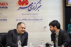 نشست رسانه های عرب زبان در خبرگزاری مهر