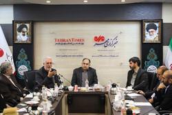 ندوة الحوار الإيراني العربي ودور الإعلام في وكالة مهر /صور