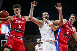 Iran concedes shocking defeat against Puerto Rico at 2019 FIBA World Cup