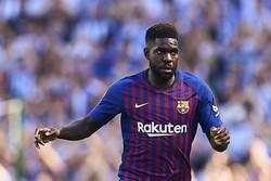 یوونتوس به دنبال جذب مدافع بارسلونا