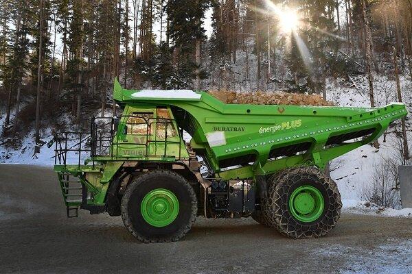 بزرگ ترین خودروی برقی دنیا تقریبا نیازی به شارژ ندارد