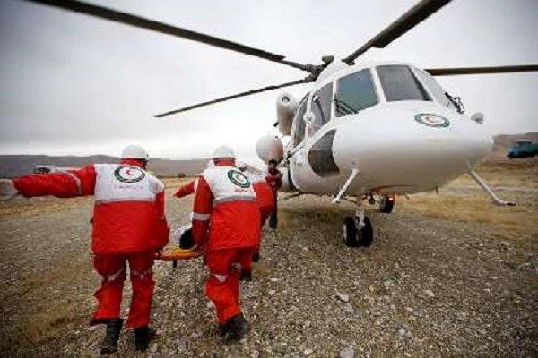 امدادگران هلال احمر ایلام به ۱۸۹ حادثه دیده امداد رسانی کردند