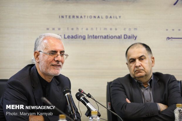 ندوة الحوار الإيراني العربي ودور الإعلام في وكالة مهر