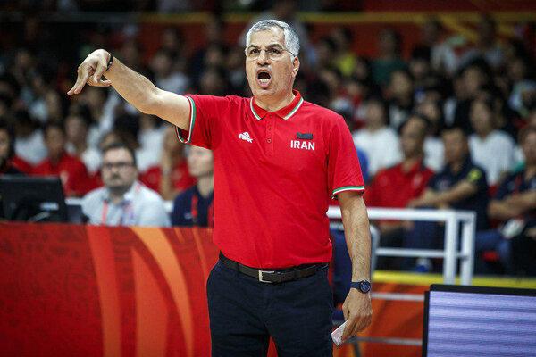 تمدید قرارداد سرمربی تیم ملی بسکتبال تا المپیک ۲۰۲۰