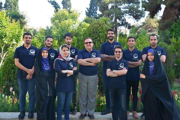 İranlı öğrenciler ABD'deki AIAA Yarışması'nda dünya birincisi oldu