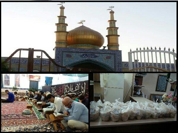 چراغ امید محرومان یک محله /شکست مرزهای مذهبی در حصار خانه خدا