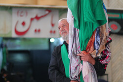 Mourning of Muharram in Birjand