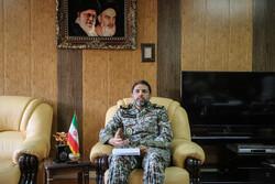 گفت وگو با امیر محمد خوش قلب معاون عملیات  نیروی پدافند هوایی