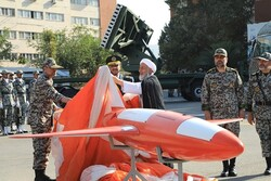 Iran unveils homegrown drone 'Kian' with pinpoint accuracy