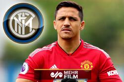 Inter Milan'dan Alexis Sanchez için süpriz!