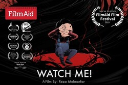 'Watch Me!' goes to Kenya's FilmAid filmfest.