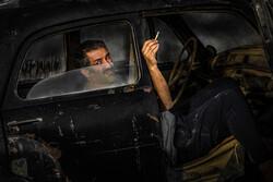صداگذاری «دوزیست» آغاز شد/ انتشار اولین تصویر از پژمان جمشیدی