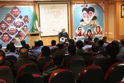 جغرافیای حضور شهدای ترور استان بوشهر جهانی است