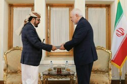 Yemen'in yeni büyükeçisi Zarif ile görüştü