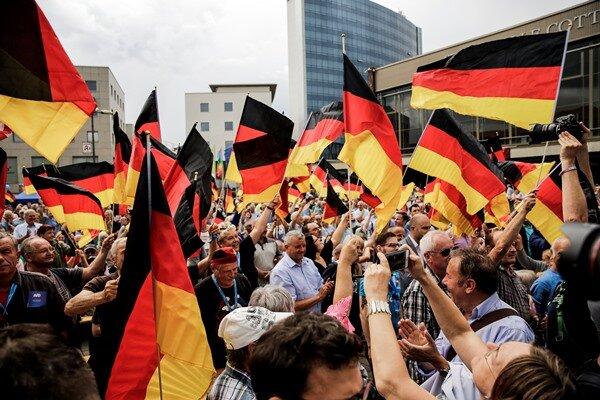 پیروزی احتمالی راستگرایان افراطی در انتخابات ایالتی آلمان