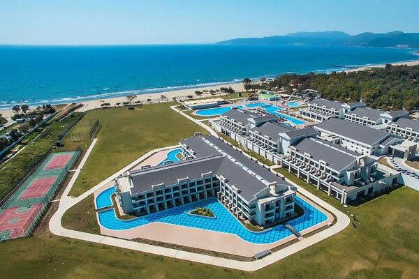 بهترین هتلهای کوش آداسی ترکیه