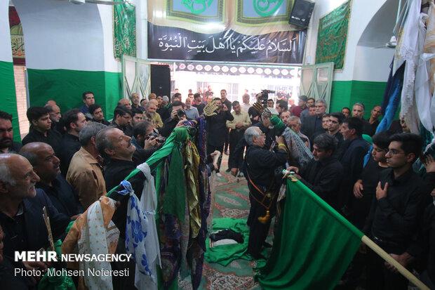 Mourning of Muharram in Birjand