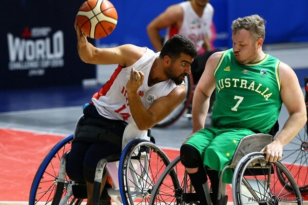 Iran wheelchair basketball wins 2019 World Challenge Cup