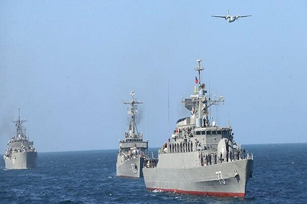 Iran's naval drill kicks off in Caspian Sea