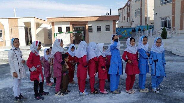 فعالیت مدارس مقطع ابتدایی ۳ شهر ایلام فردا با تاخیر آغاز می شود