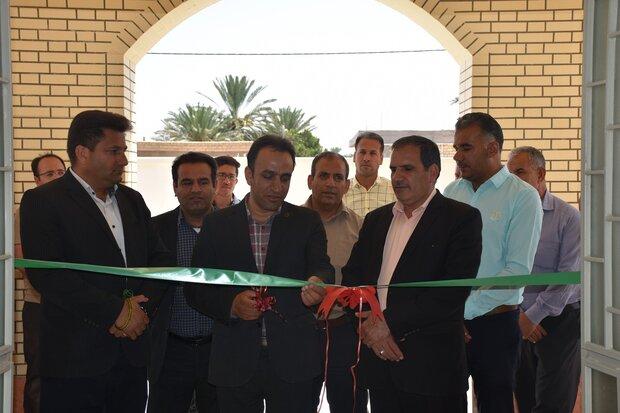 افتتاح کتابخانه «خیام» در شهر فاقد کتابخانه دبیران/کلنگزنی ۲ طرح